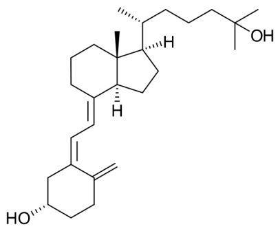 25-hydroxyvitamin D, Calcifediol