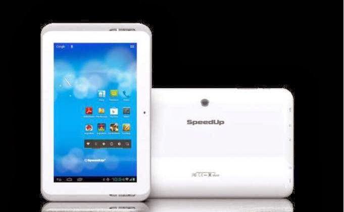 Tablet SpeedUp