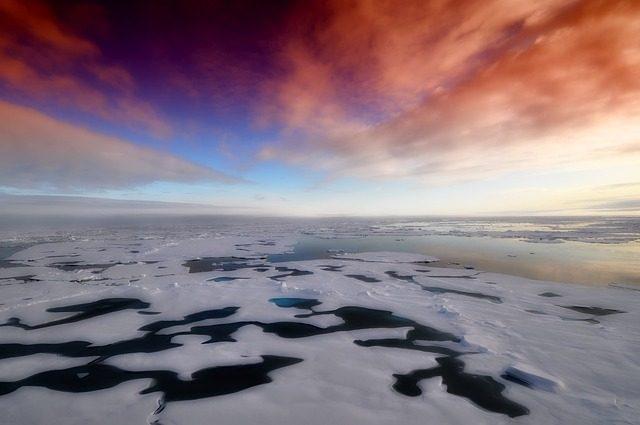 arktik, lautan es