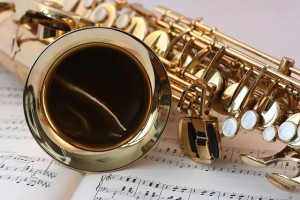 musik klasik, saxophone