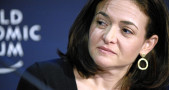 Sheryl Kara Sandberg., COO Facebook (Credit: World Economic Forum, Flickr, cc-by-sa-2.0)