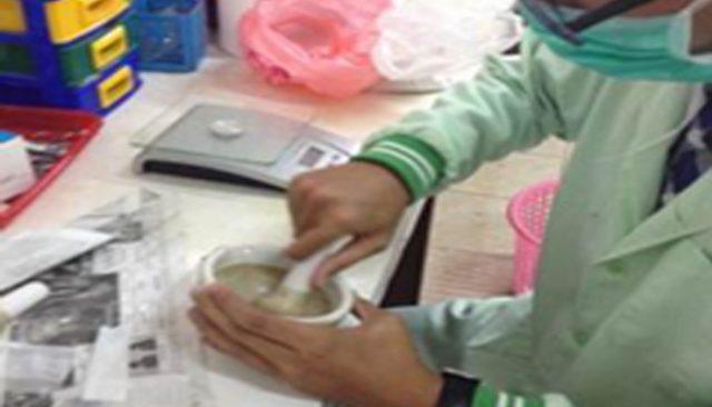 Mahasiswa UGM Manfaatkan Limbah Cangkang Kerang Untuk Obati Osteoporosis. (Credit: ugm.ac.id)
