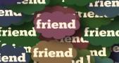 teman, sahabat