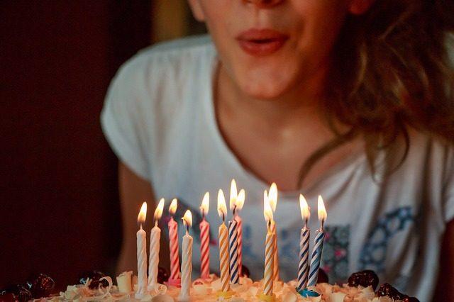 ulang tahun, perayaan, teman