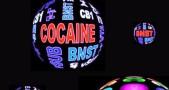 kokain, otak