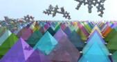 molekul FDT, kristal perovskit