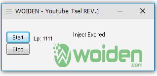 inject kuota Ketengan youtube telkomsel