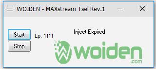 inject maxstream telkomsel 2020