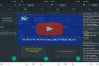 merubah paket youtube xl menjadi reguler di android